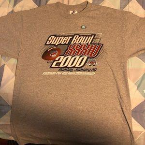 Vintage 2000's Super Bowl T shirt